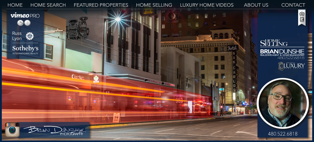 sotheby's international realty's Downtown Urban Agent Brian Dunshie