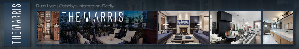 chateaux on central - luxury million dallar 5 story residences in downtown phoenix